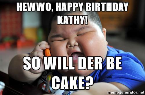 Happy Birthday Hewwo Know Your Meme