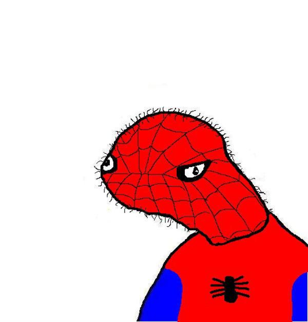 Spoderman Spodermen Know Your Meme