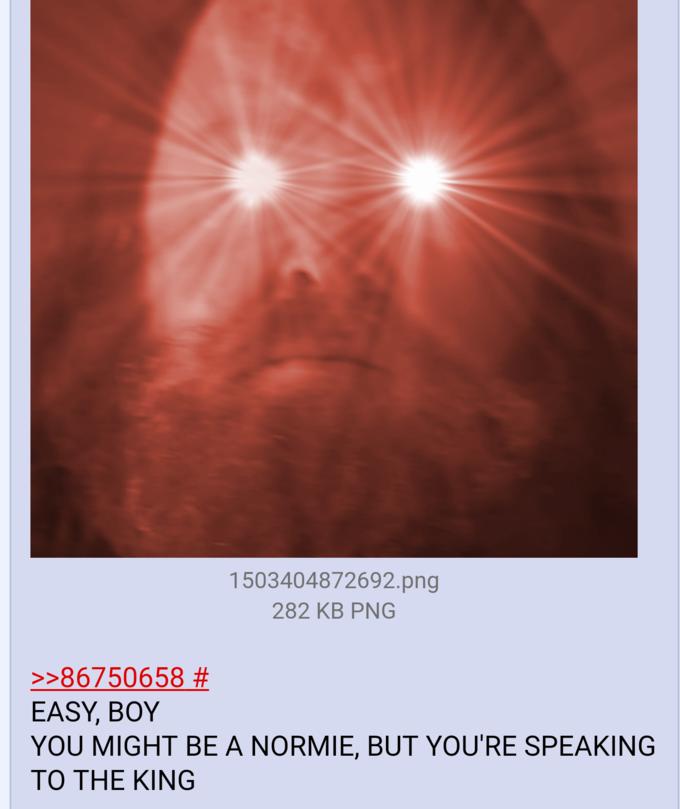 Laser Eyes Meme Png