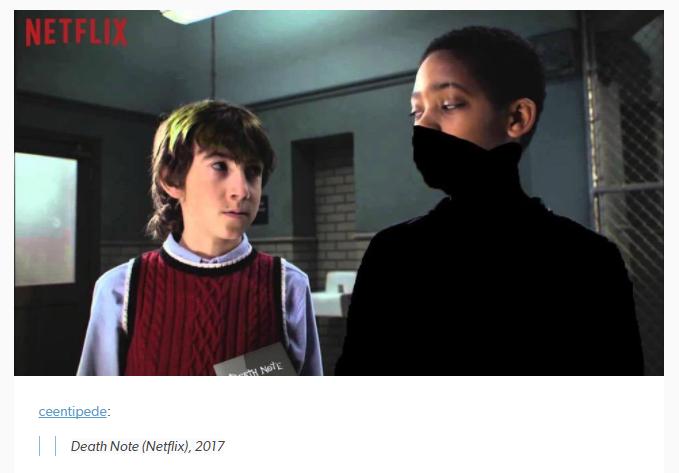 death note netflix 2017 death note know your meme