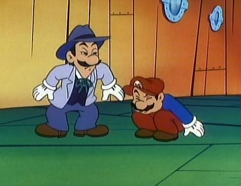 Luigi S Chinese Cowboy Impression Is So Offensive That Mario S