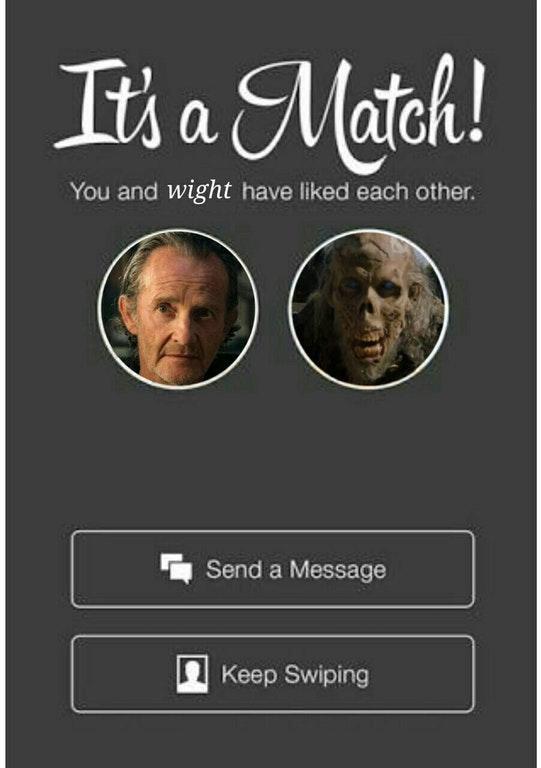 Match tinder its meme a Swipe Life