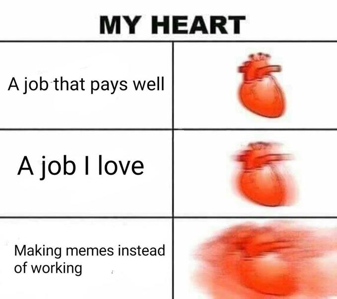 My Heart Know Your Meme