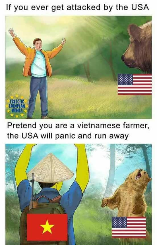 Vietnam War In A Nutshell Wikihow Know Your Meme