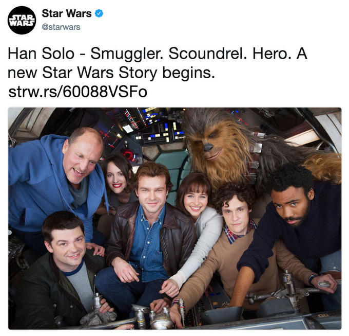 Solo: A Star Wars Story | Know Your Meme