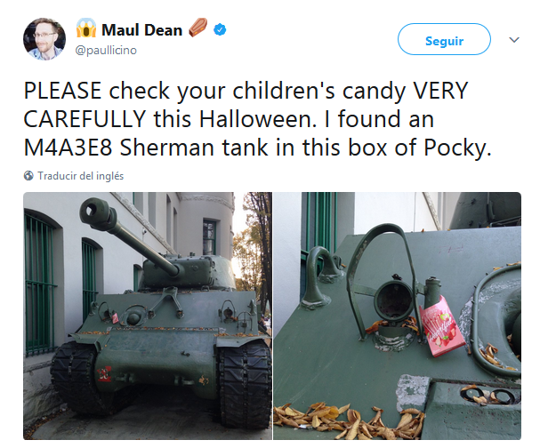 PLEASE check your children\u0027s candy VERY CAREFULLY this