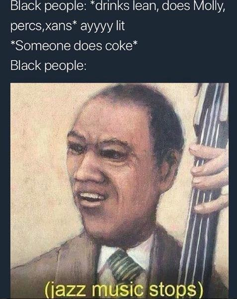 Jazz Music Stops Know Your Meme