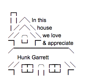 We Love And Appreciate Hunk Garrett In This House Know Your Meme