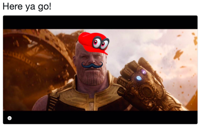 Thanos Edits Know Your Meme