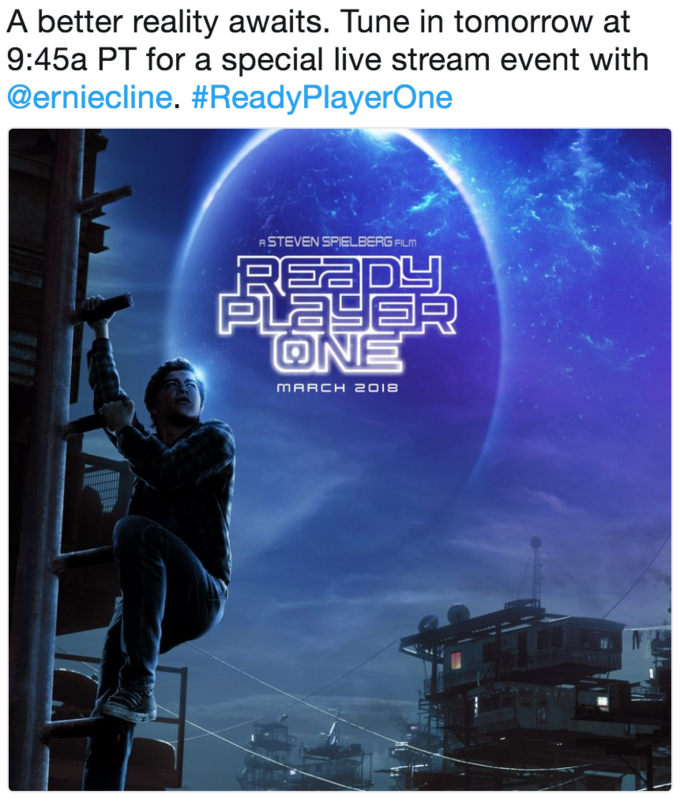 ready player one poster parodies know your meme
