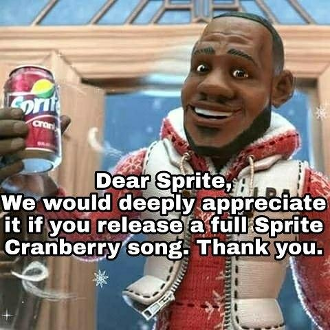 Wanna Sprite Cranberry Know Your Meme