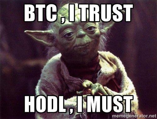 RE: Five Reasons To HODL