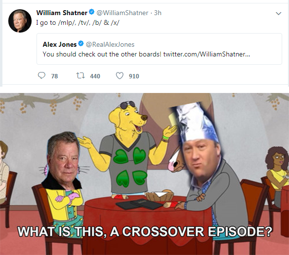 What Is This A Crossover Episode 4chan Know Your Meme