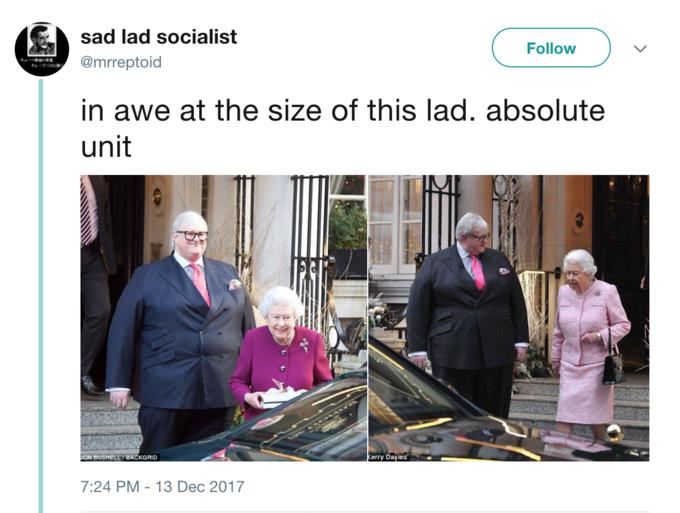 Lad we lad