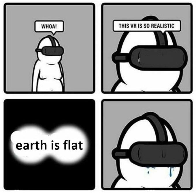this vr is so realistic know your meme