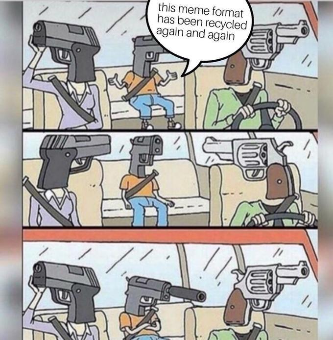 Gun Family Silencer Know Your Meme