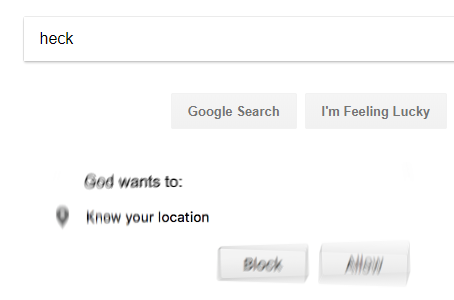 Google Wants to Know Your Location   Know Your Meme