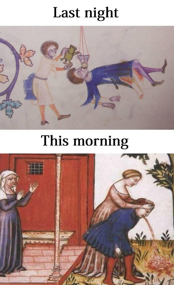 Classical hangover | Classical Art Memes | Know Your Meme