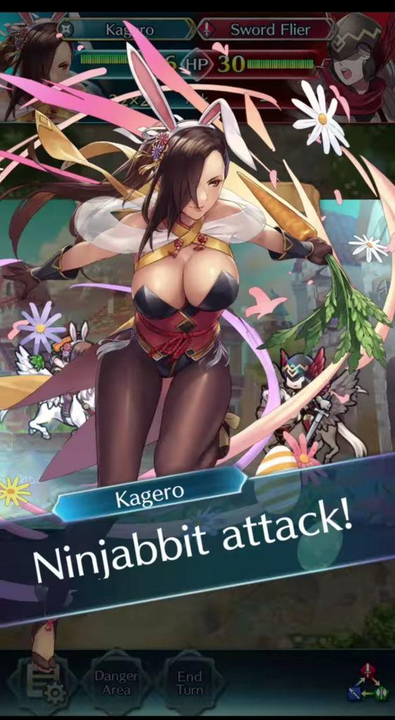 Kagero Spring Outfit Special Fire Emblem Heroes Know Your Meme