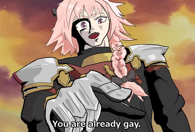 "You already gay   ""You Are Already Dead"" / ""Omae Wa Mou ..."