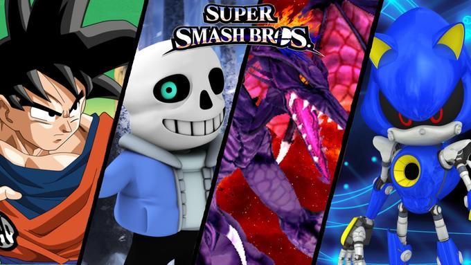 Sans in Smash | Know Your Meme
