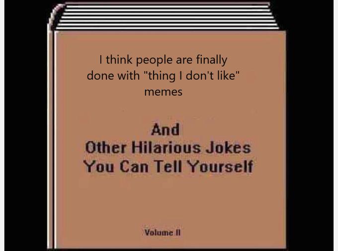 Funny Jokes To Tell