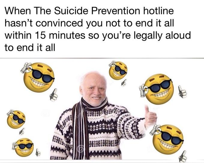legally allowed to leave know your meme
