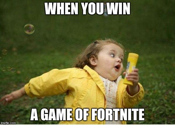 Posting Fortnite Wins Know Your Meme
