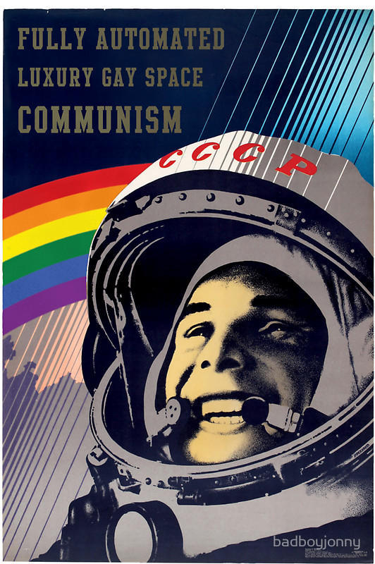 b9a7621d Fully Automated Luxury Gay Space Communism | MemeX | Know Your Meme
