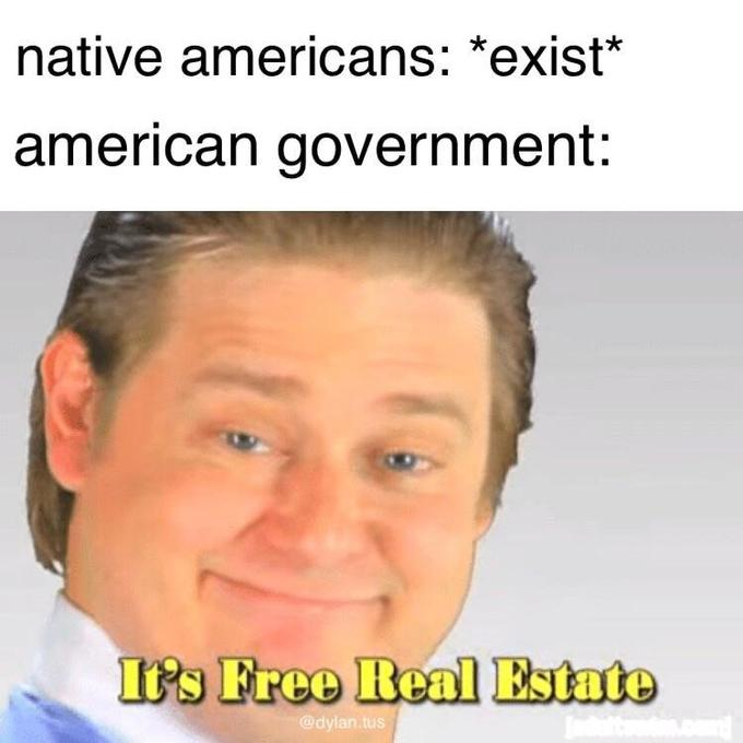It's Free Real Estate | Know Your Meme