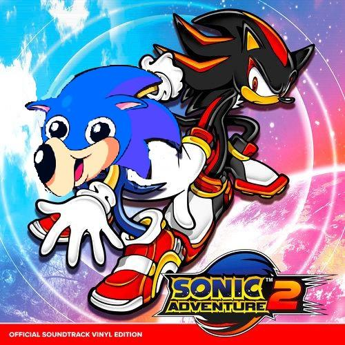Sonic Adventure 2 Cover Sonic The Hedgehog Know Your Meme