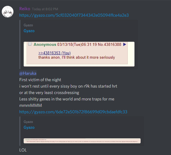 Discord dating server under 18