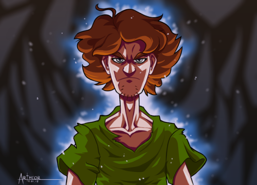 Image result for badass shaggy
