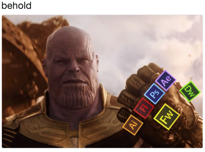 The Infinity Gauntlet Know Your Meme