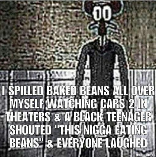 This Nigga Eating Beans Know Your Meme