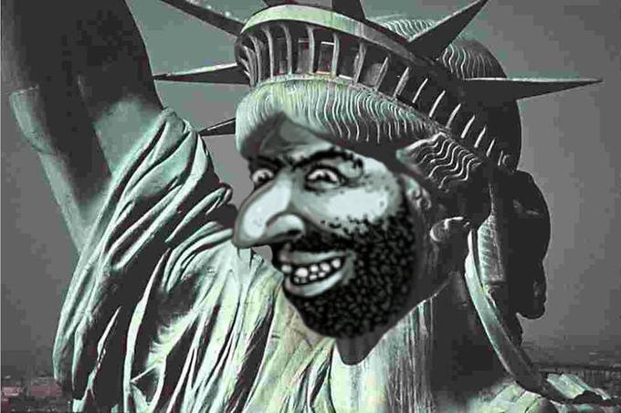 Statue of Liberty fictional character