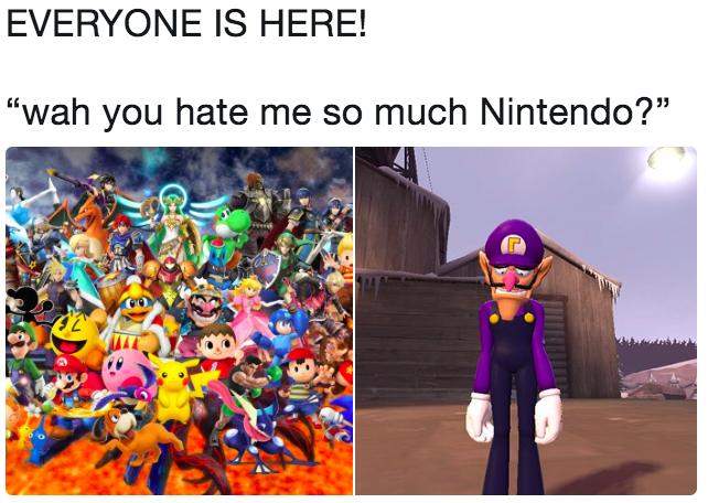 EVERYONE IS HERE!