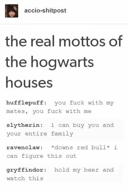Name Checks Out Harry Potter Know Your Meme