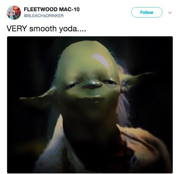 Yoda snapchat