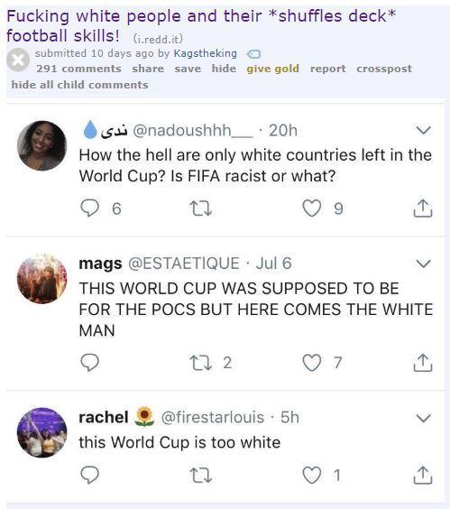 Brilliant white people fucking