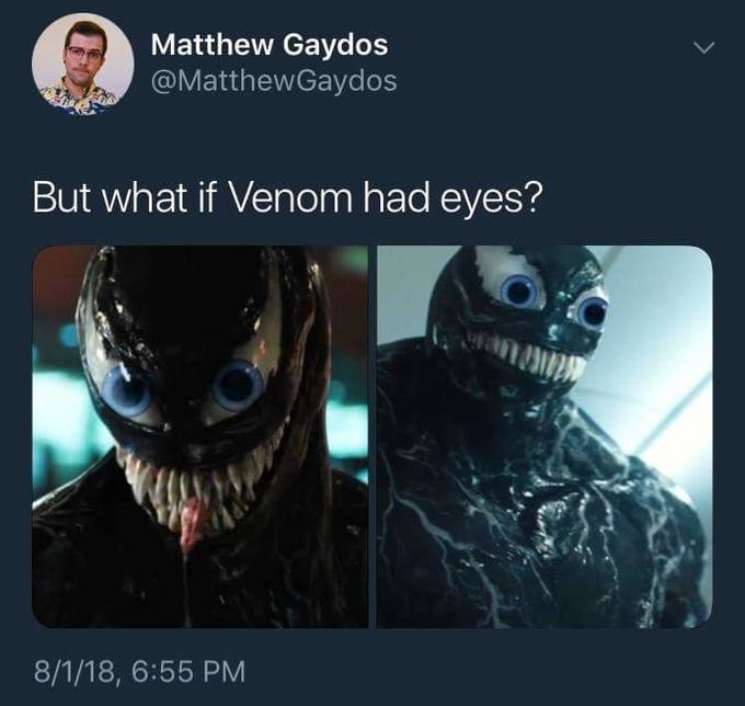 Venom Know Your Meme