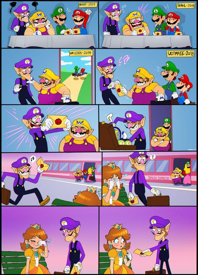 Super Smash Bros Invitation Letter  Know Your Meme-4230