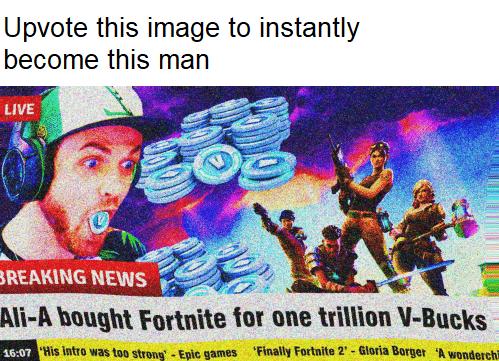 V Bucks Fortnite Know Your Meme