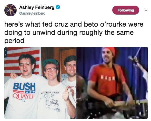 The Most Hilarious Memes About Beto O Rourke That Are Totally