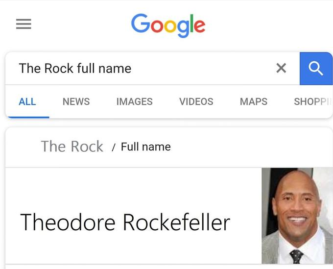 real name google searches know your meme