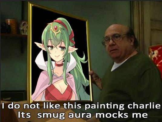 Its Smug Aura Mocks Me Know Your Meme