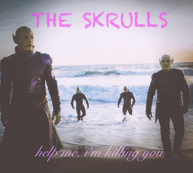 Skrulls Know Your Meme