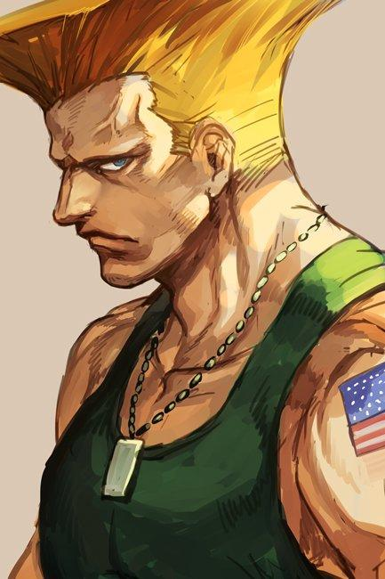 Guile By Hankuri Street Fighter Know Your Meme