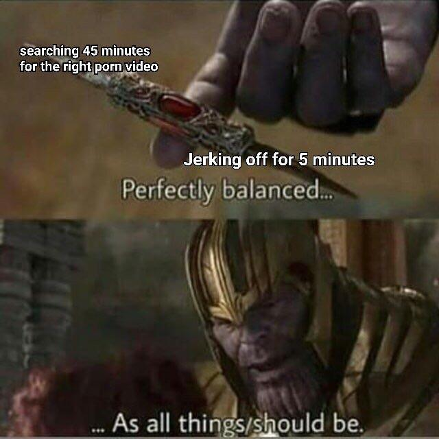Perfectly Balanced Know Your Meme