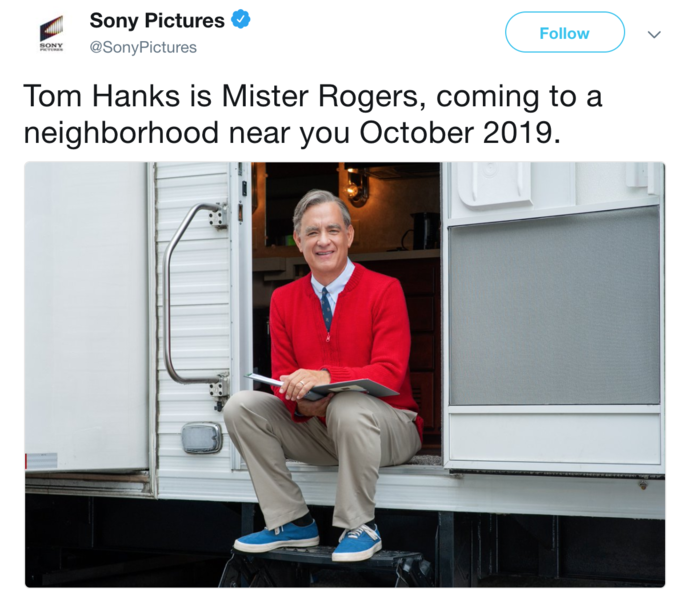 Tom Hanks As Mr Rogers Know Your Meme